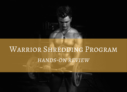 Kinobody Warrior Shredding Program In-Depth Review: My experience &  transformation