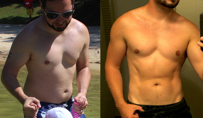 My 12 month Kinobody transformation