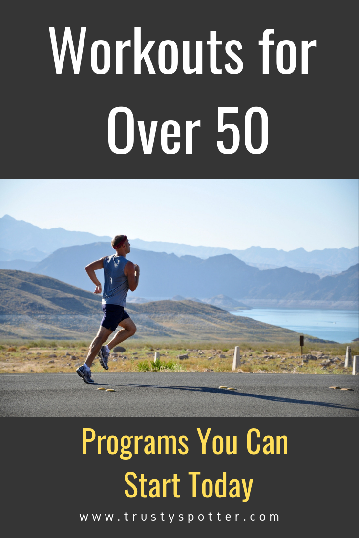 The best workout program for a 50 year old man: 3 can't-miss options