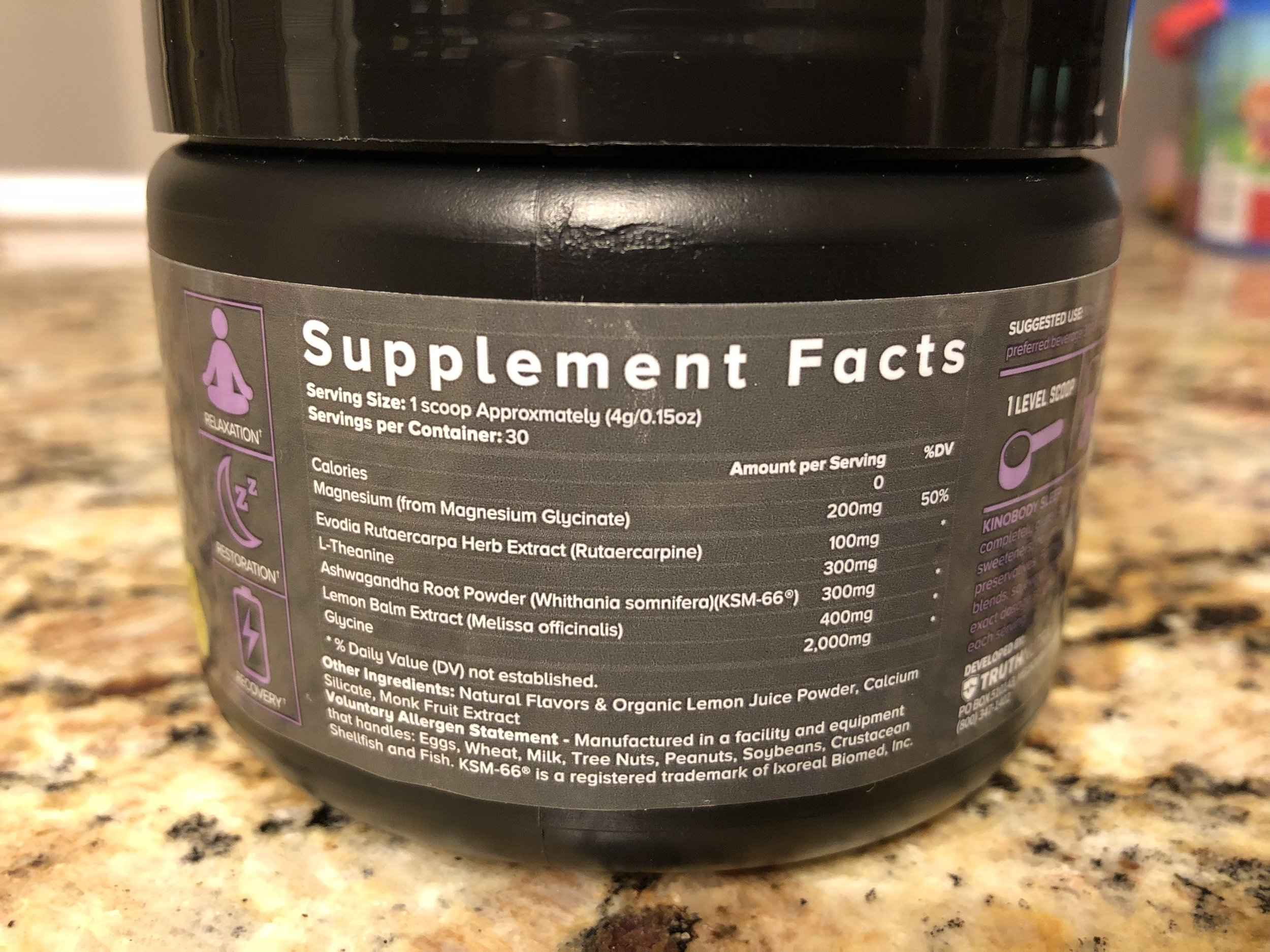 Kino Sleep Review: All-Natural Sleep Supplement Pros & Cons