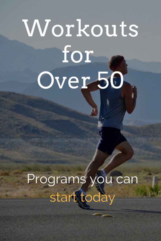 The best workout program for a 50 year old man: 3 can't-miss options reviewed