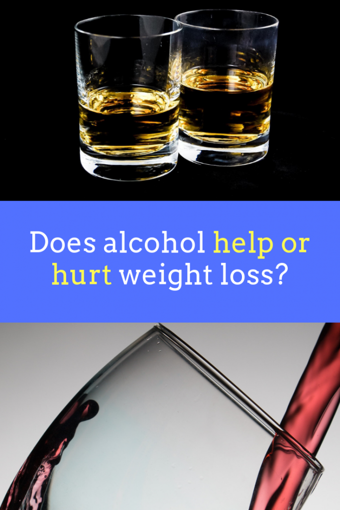 The Alcohol Whoosh: Does Alcohol Make You Lose Weight?