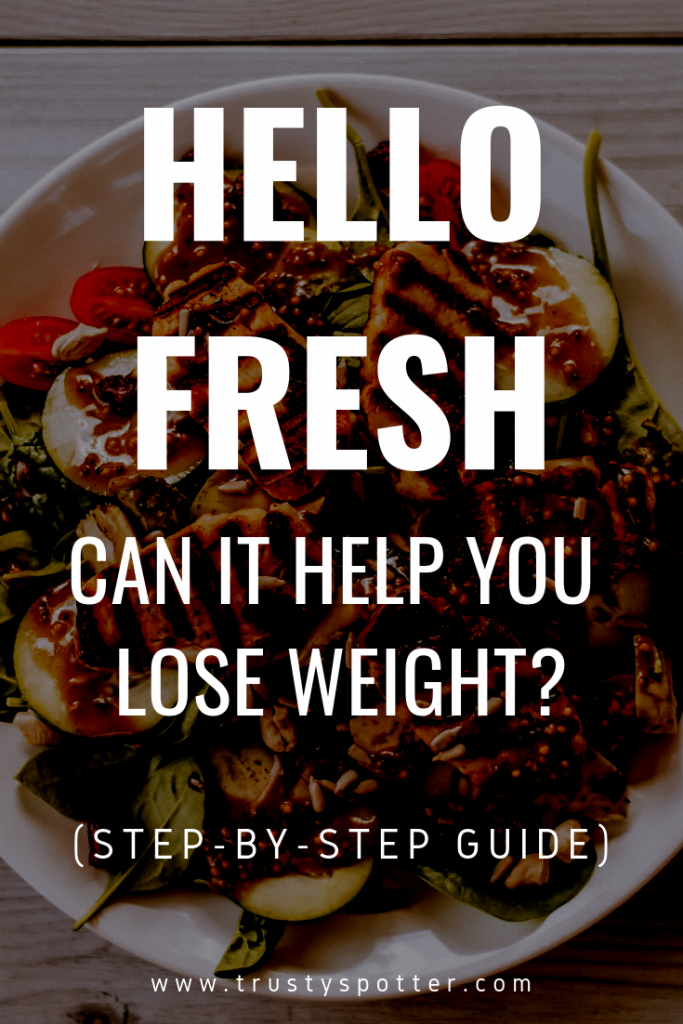 Exactly how to use HelloFresh for weight loss