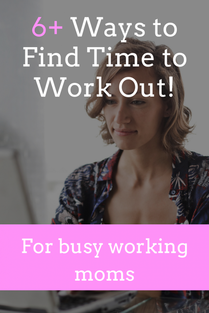 6+ Killer Workout Schedule Tips for Working Moms