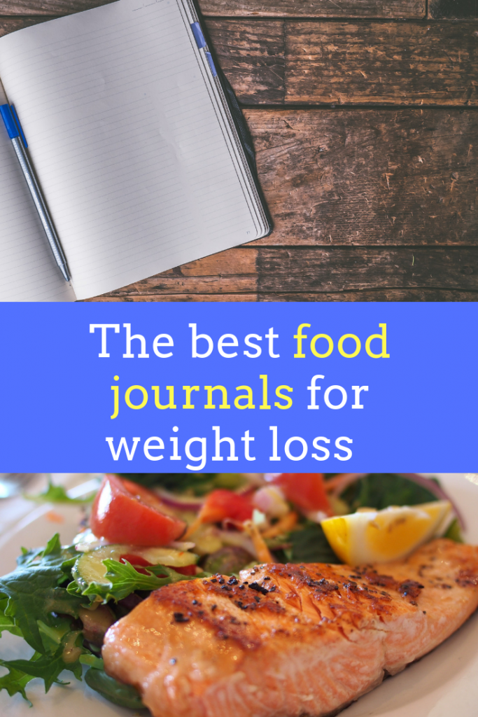 The 3 best food journals (Your new best friend for diet & weight loss!)