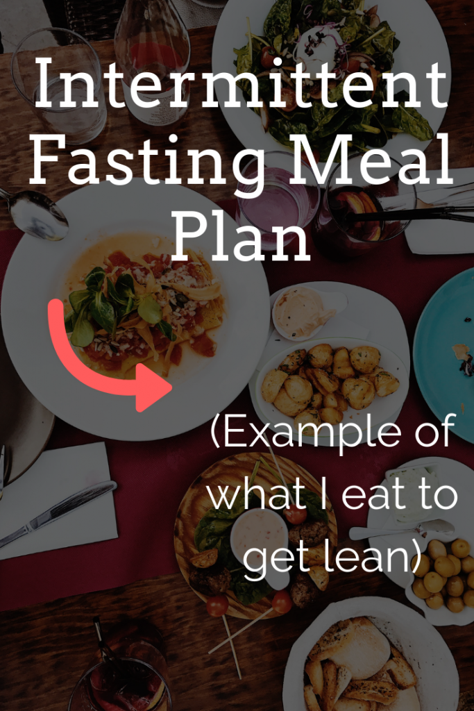 Intermittent Fasting Meal Plan Example: What I Eat to Get Lean