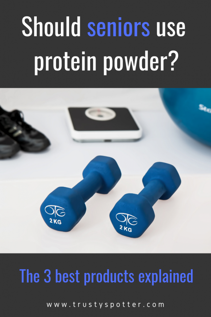 Best Protein Powder for Elderly & Seniors: 3 Top Picks Reviewed