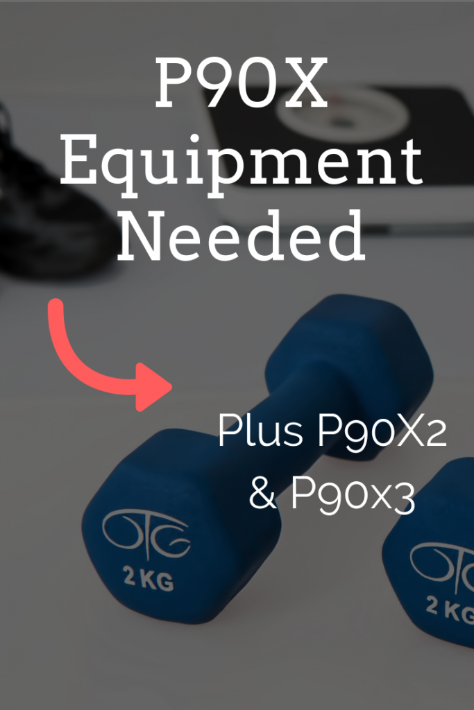 Equipment List for P90X (Everything you need to start right now)