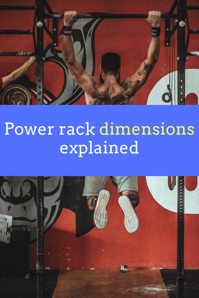 How big is a power rack? (Dimensions & 13 examples)