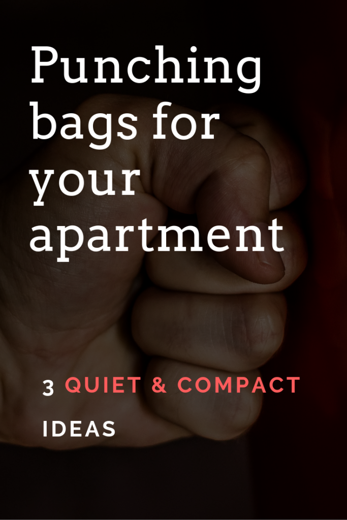 3 best punching bags for your apartment (Quiet & compact)