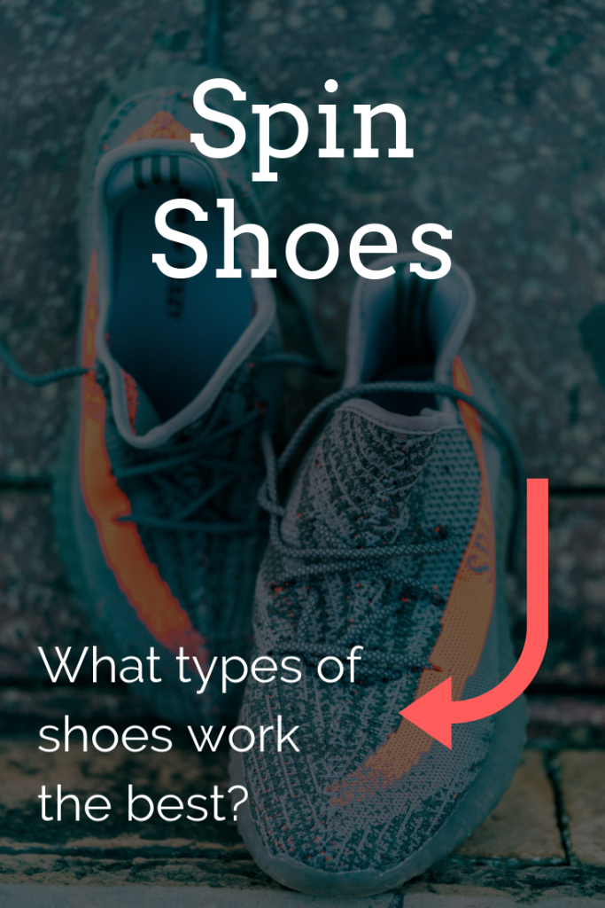 What type of shoes are best for the stationary bike?