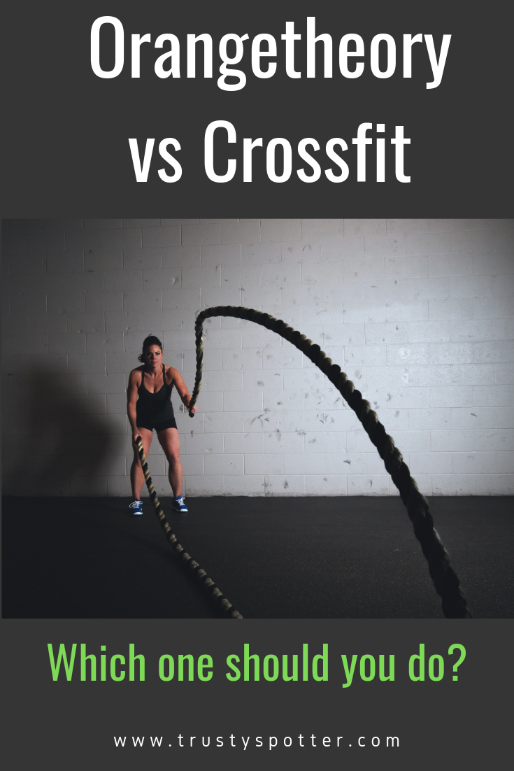 Orangetheory vs Crossfit (Differences Explained) - Trusty