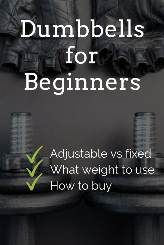 This is how you choose the best dumbbells for beginners