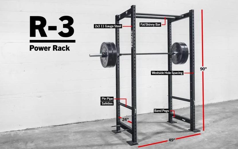 The 4 best power racks according to Reddit - Trusty Spotter