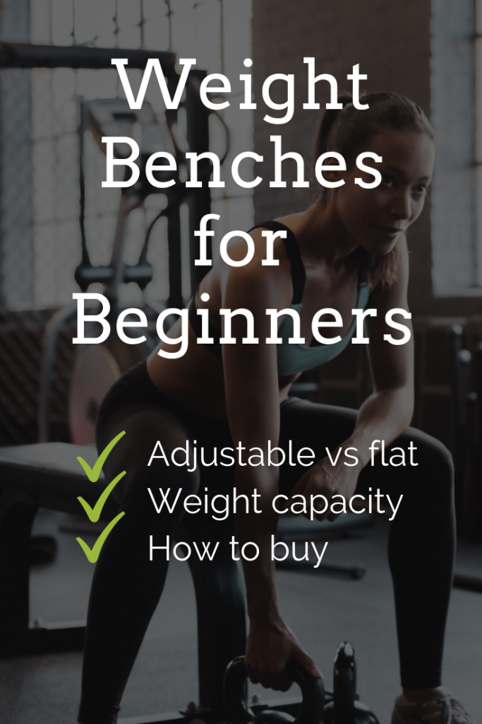 How to choose the best weight bench (for beginners)
