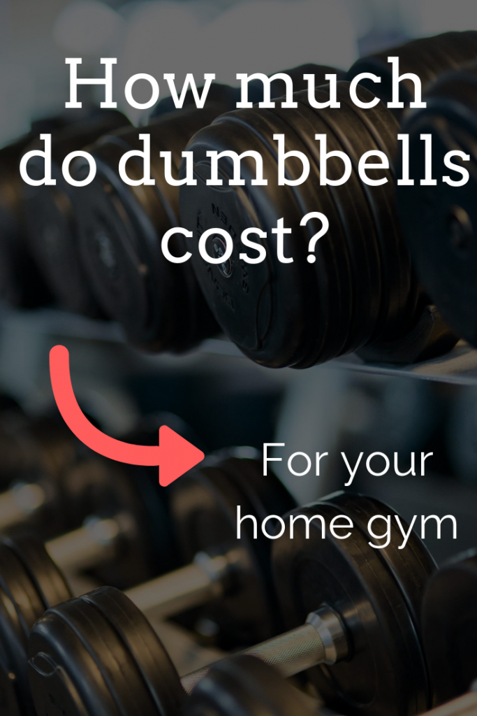 How much do dumbbells cost on average? (Plus examples)