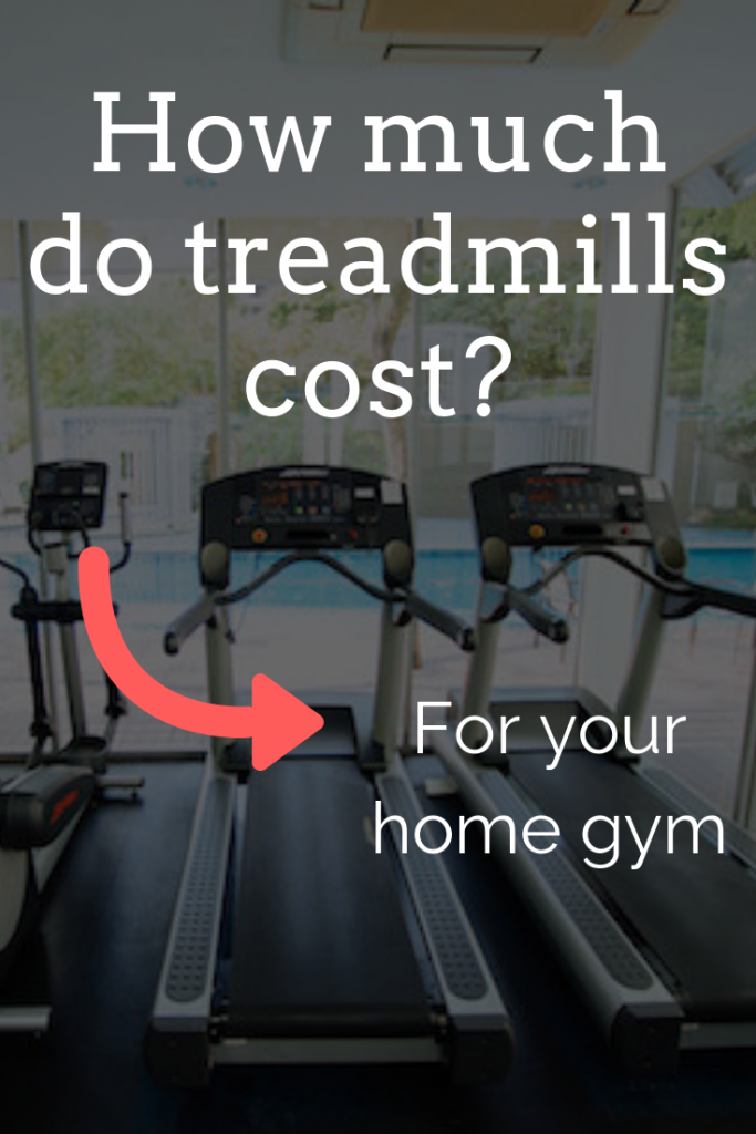 How much do treadmills cost on average? (Plus examples)