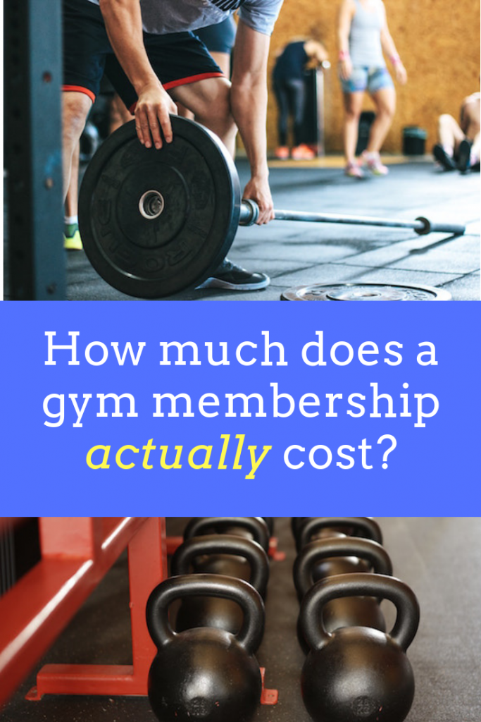 How much does a gym membership actually cost? (Real examples)
