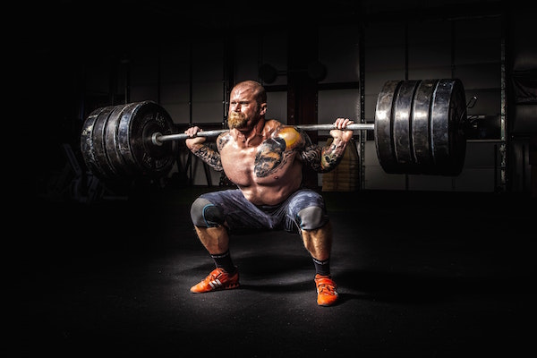 How long does it take to squat 315 pounds