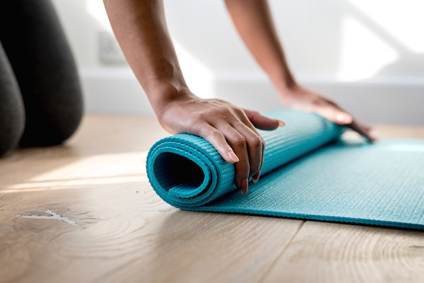 Yoga mats for beginners