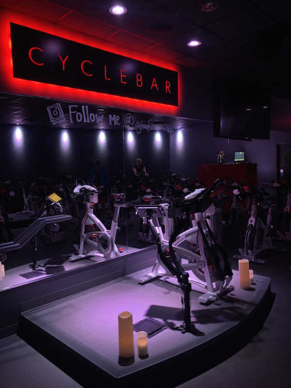 CycleBar spin studio