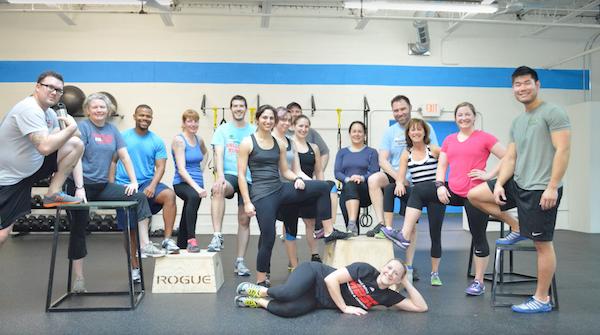 Achieve Fitness Cambridge
