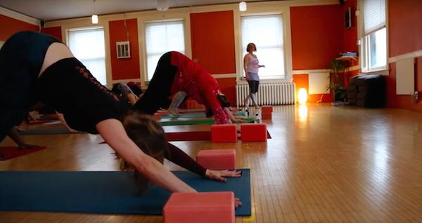 be. in union yoga Cambridge