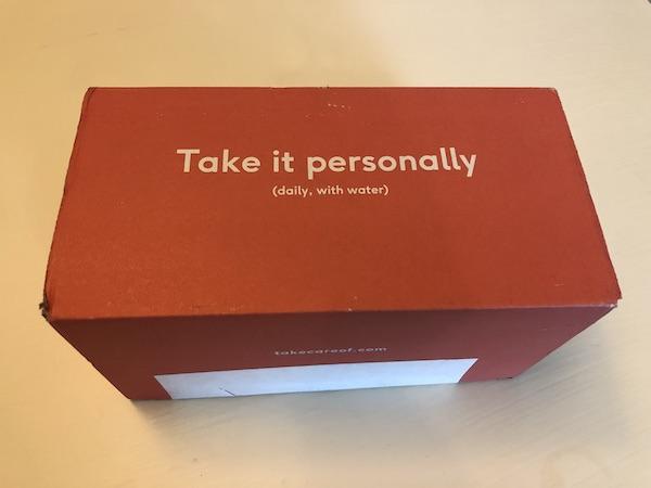 My CareOf Box